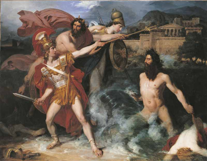 a biography of achilles This study guide reviews the achilles story in greek mythology from before his birth to the fatal wound inflicted by paris in the trojan war read about the man or myth, (you decide), and.