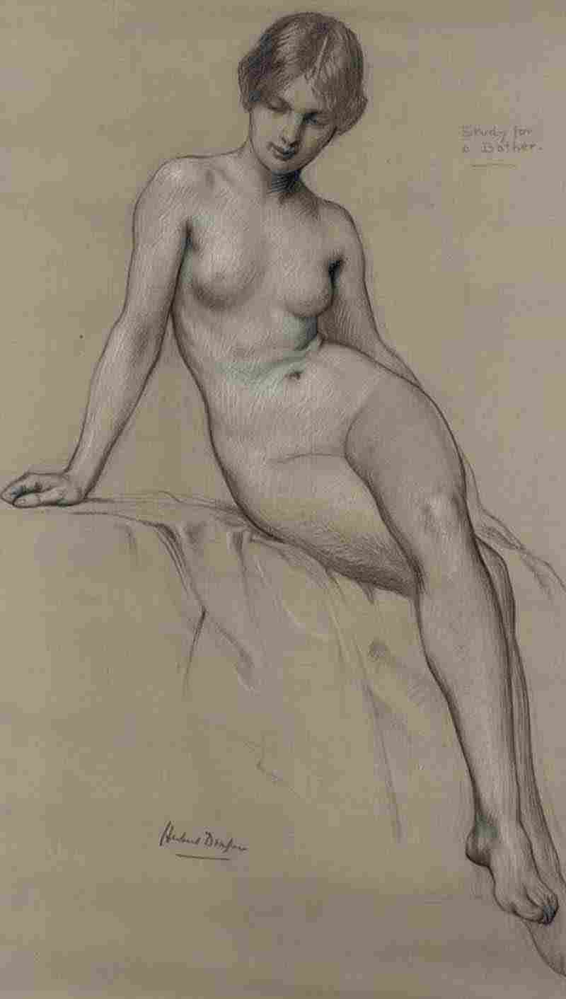 Nude awesome drawings porno scene