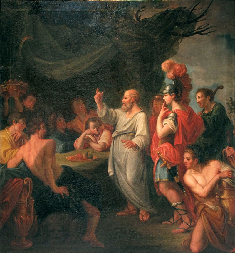 socrates function argument in the agreement and disagreement between glaucon and socrates Plato's study guide socrates develops an analogy between the function of what role does the ring of gyges play in the challenge posed to socrates by glaucon.