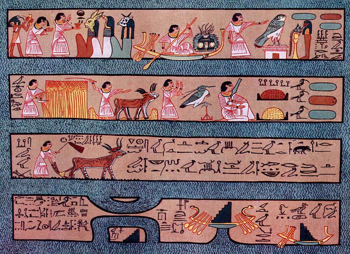 The Literature Of The Ancient Egyptians E A Wallis Budge