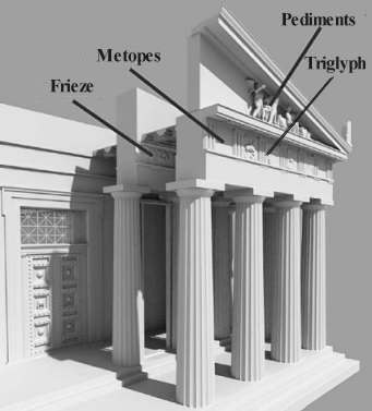 Ancient Greek Architecture Temples and the Doric Ionic and