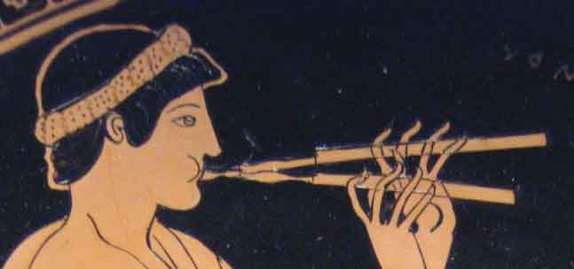 Ancient Greek Music And Musical Instruments