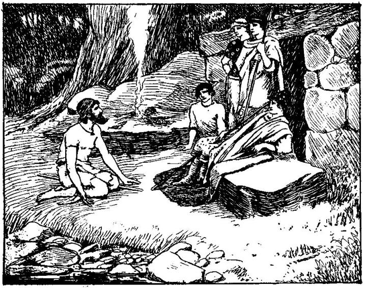 Odysseus The Hero Of Ithaca Adapted From The Third Book