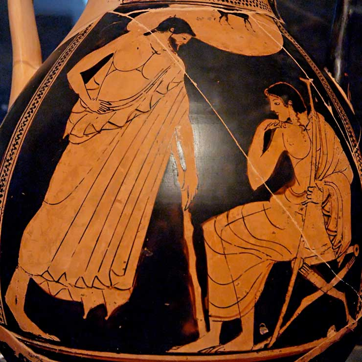 creon and achilles Both creon of sophocles' antigone and achilles of homer's the iliad end up allowing the body of their enemy a proper burial during the time following the death of hector, achilles is in a position very similar to that which creon deals with in antigone.