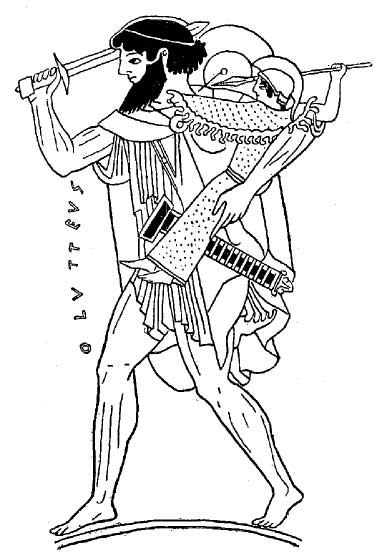 odysseus resourceful Resourceful odysseus quickly restores order by harshly punishing all those around him whose behaviour he disapproves of homer's tale tells how odysseus had the women who had taken to immorality hung by the neck.
