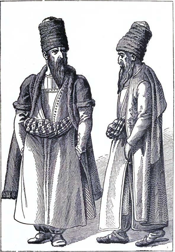 Traditional ancient indian clothing for men