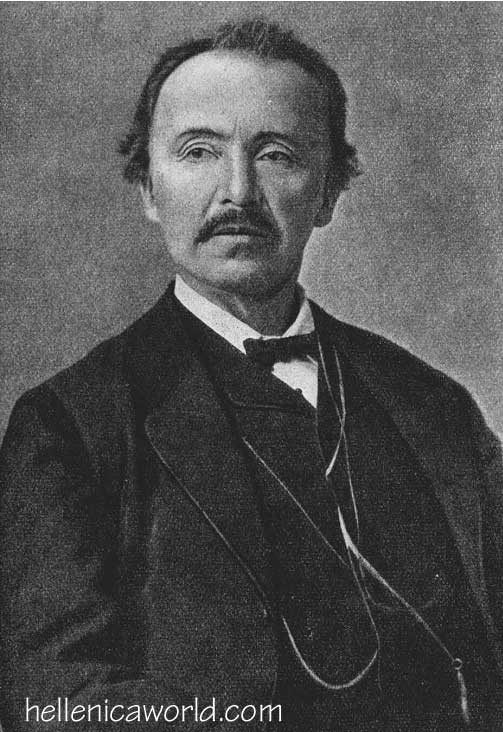 Heinrich Schliemann Net Worth
