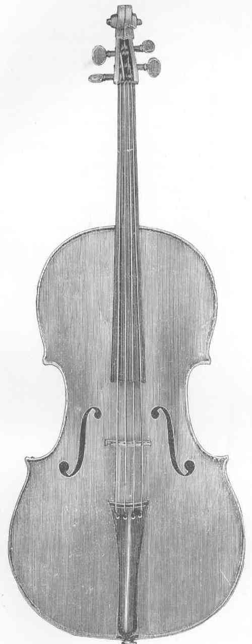 A Beautiful Old French Violin Labeled Georges Chanot 1893 Strengthening Sinews And Bones Violins