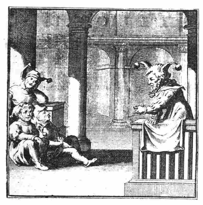 an essay on erasmus the praise of folly Erasmus: praise of folly thus, the famous humanist, wrote his 'praise of folly' to expose the vices and temporal ambitions of bishops and monks.