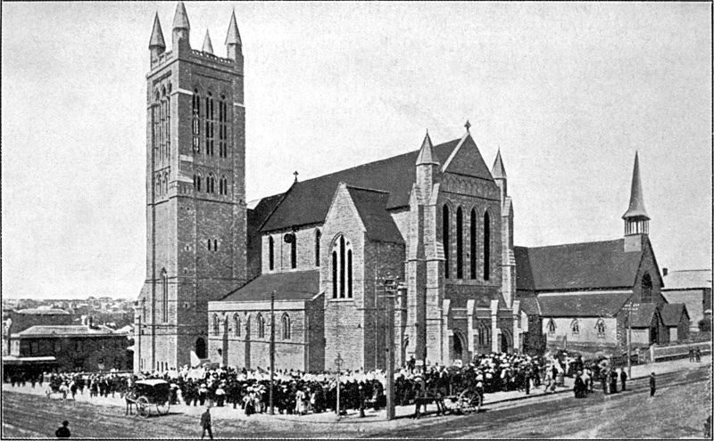 A History of the English Church in New Zealand, Henry Thomas