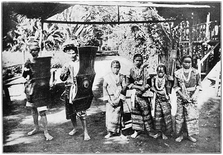 The Inhabitants Of The Philippines Frederic H Sawyer
