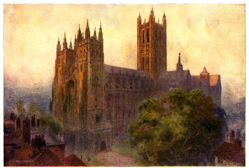 canterbury cathedral essays The cathedral is often described as 'england in stone' as its history is intrinsically  linked to england's history from archbishop langton's role in the magna.