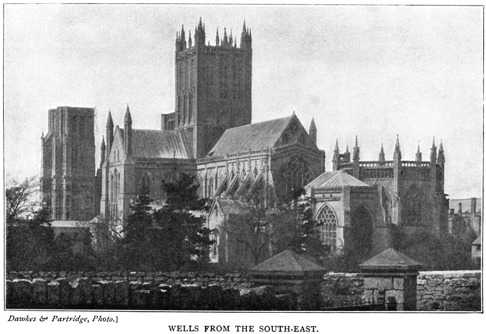 Bells Cathedrals The Cathedral Church Of Wells Percy Dearmer France Rouen Diagram North Transept Stairs From South East