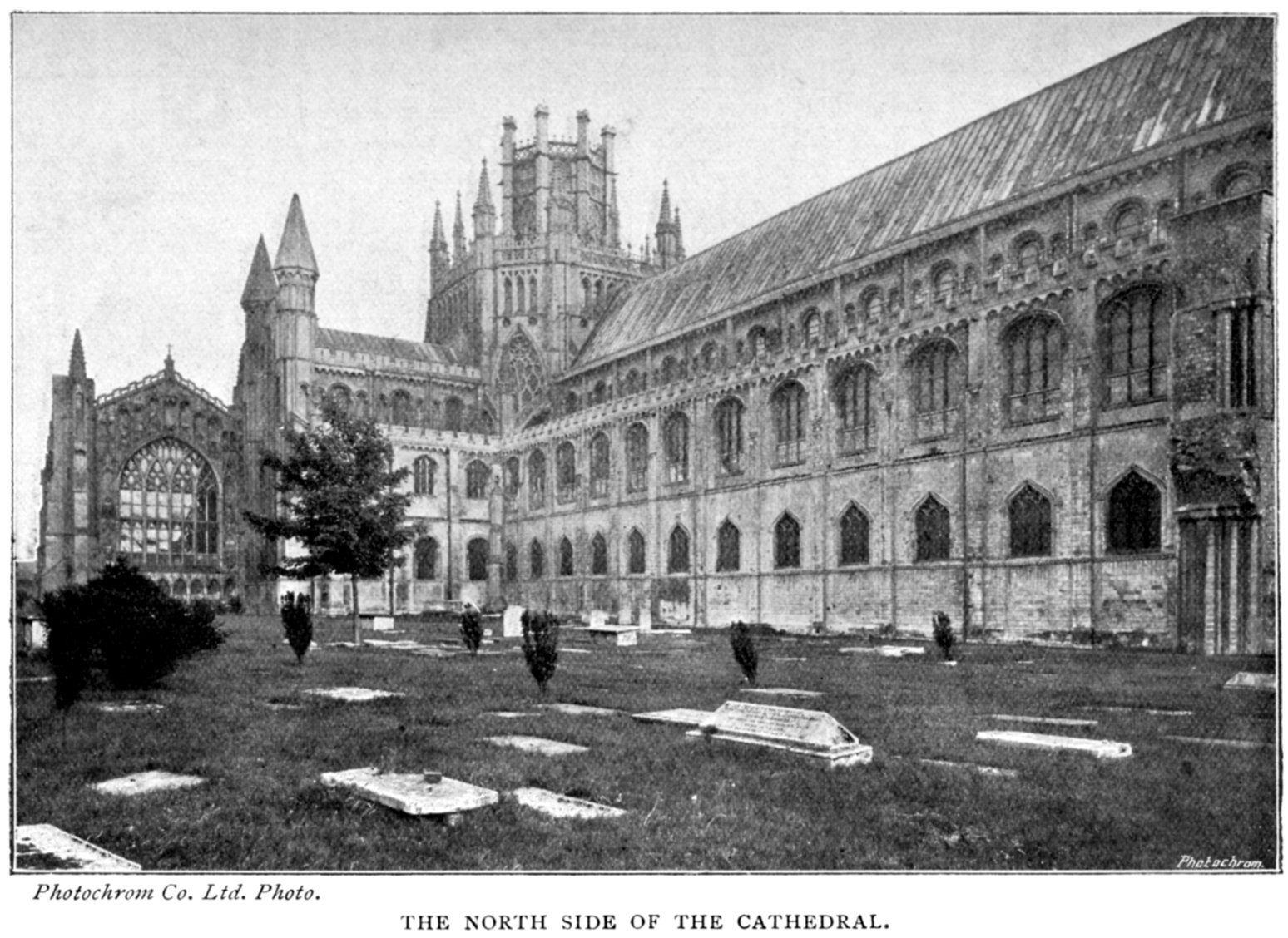 Bells Cathedrals The Cathedral Church Of Ely By W D Sweeting France Rouen Diagram North Transept Stairs Side