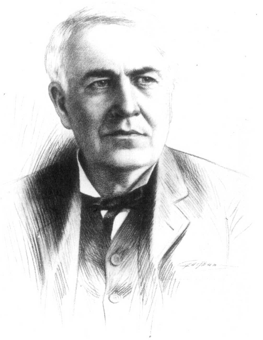 thomas edison He led no armies into battle, he conquered no countries, and he enslaved no peoples nonetheless, he exerted a degree of power the magnitude of which no warrior ever dreamed.